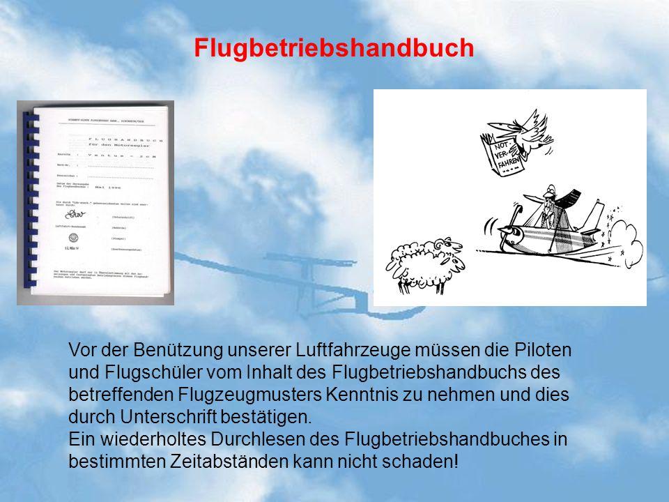 Flugbetriebshandbuch