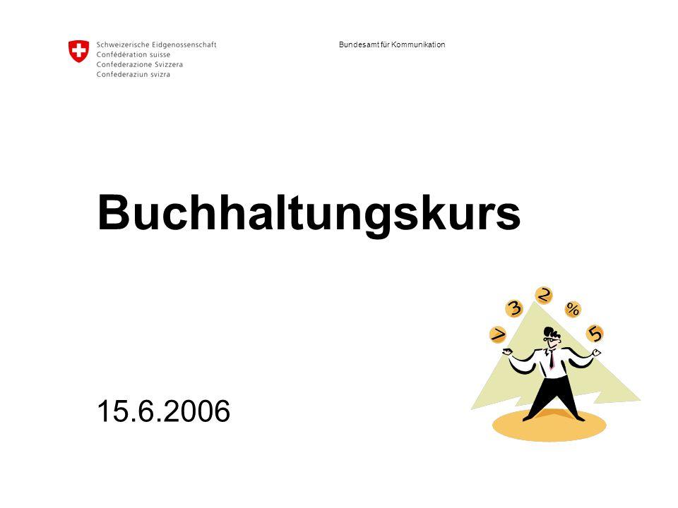 Buchhaltungskurs 15.6.2006