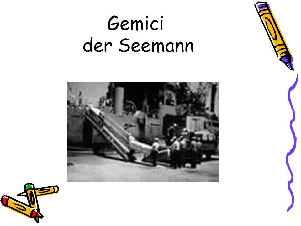 Gemici der Seemann