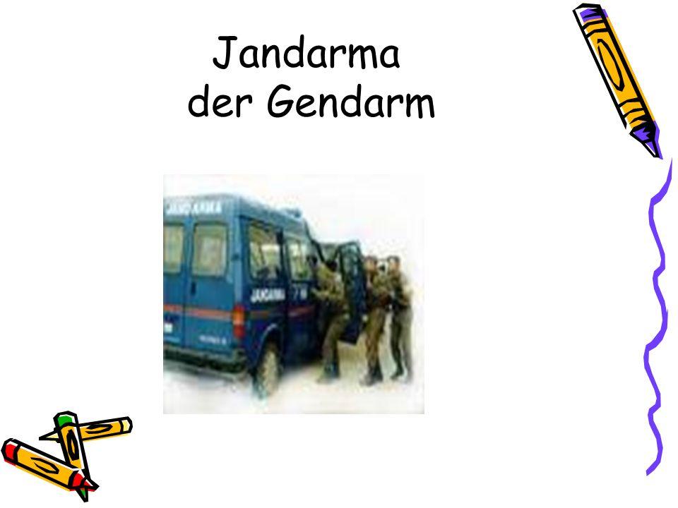 Jandarma der Gendarm