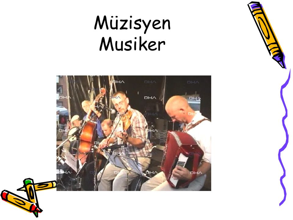 Müzisyen Musiker