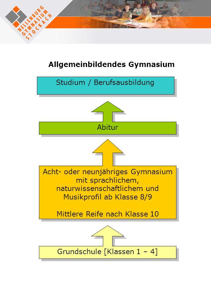 Allgemeinbildendes Gymnasium