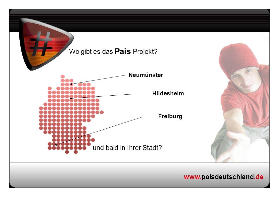 Wo gibt es das Pais Projekt