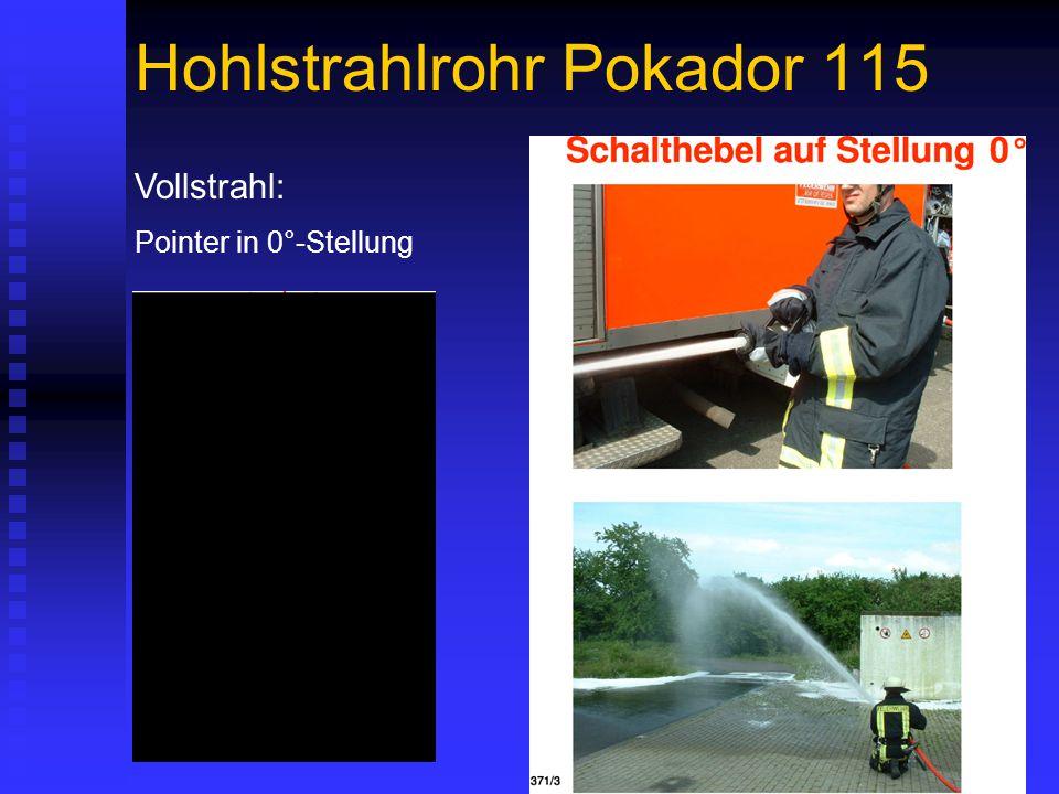 Hohlstrahlrohr Pokador 115