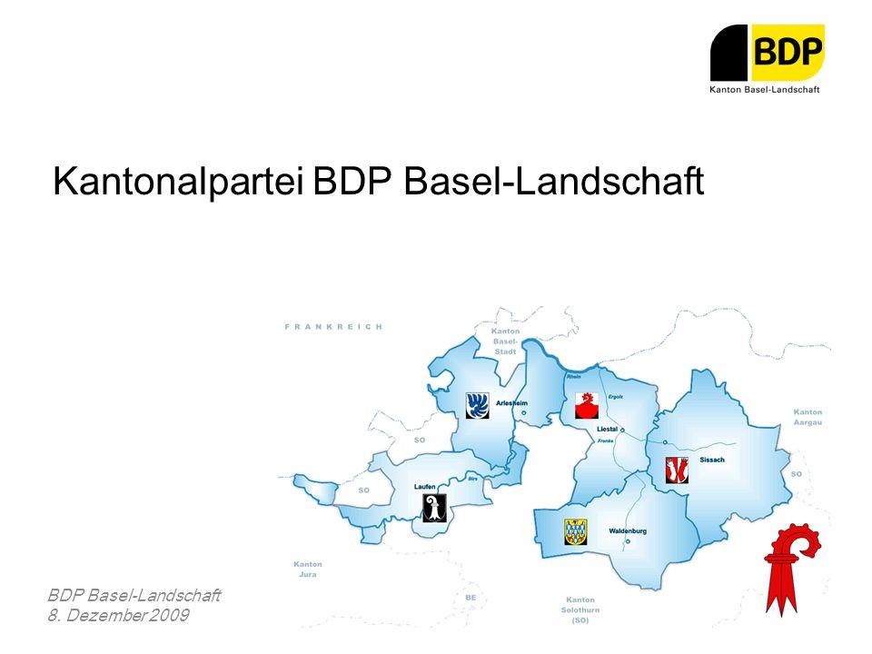 Kantonalpartei BDP Basel-Landschaft