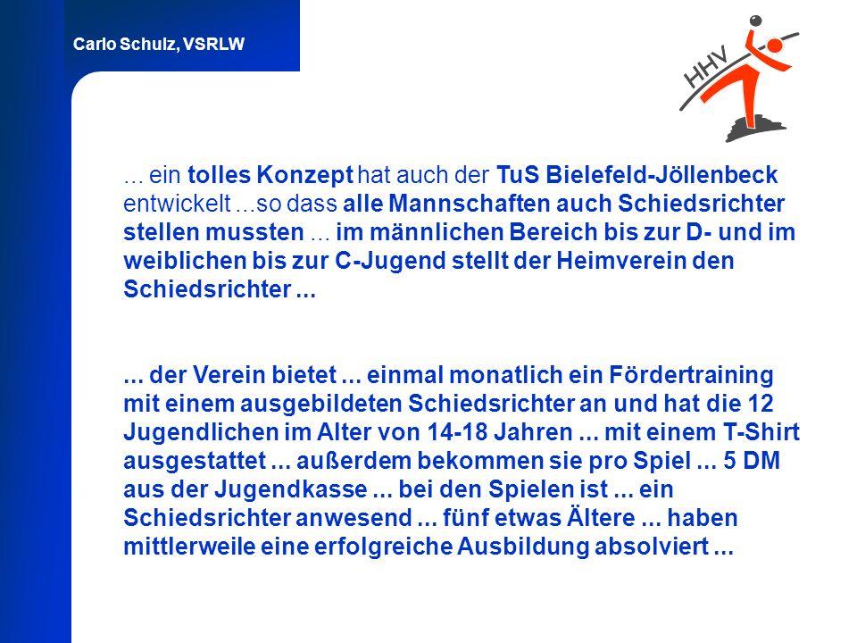 ein tolles Konzept hat auch der TuS Bielefeld-Jöllenbeck entwickelt