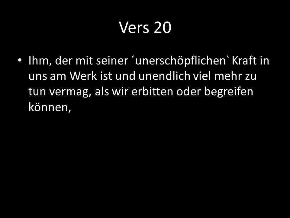 Vers 20