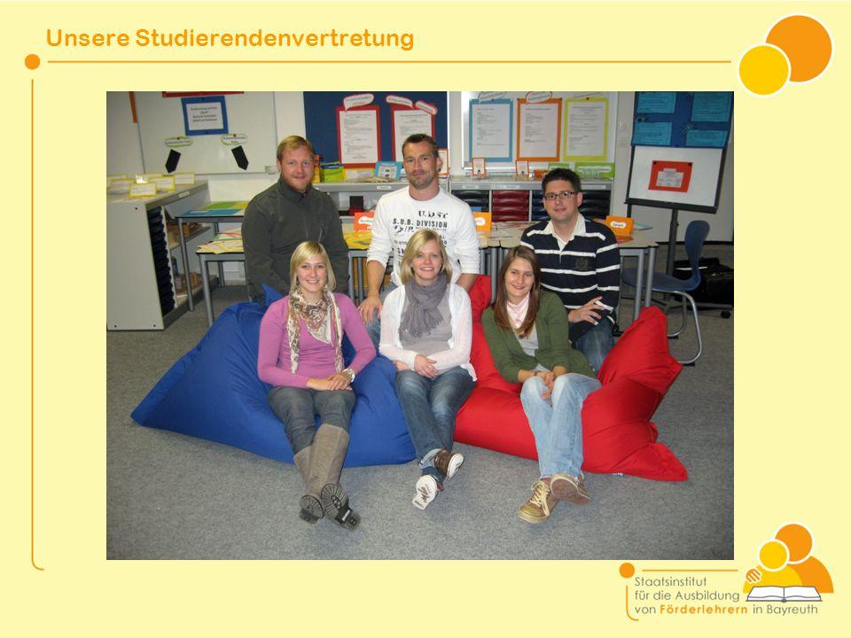 Unsere Studierendenvertretung