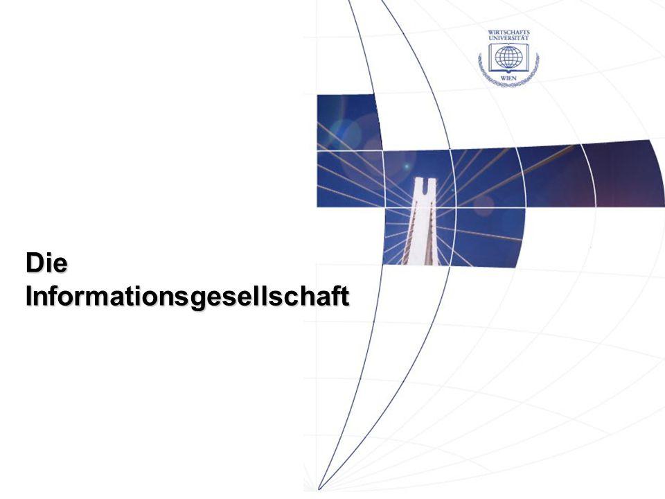 Die Informationsgesellschaft