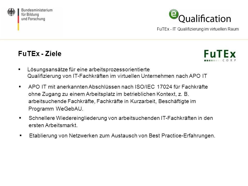 FuTEx - IT Qualifizierung im virtuellen Raum