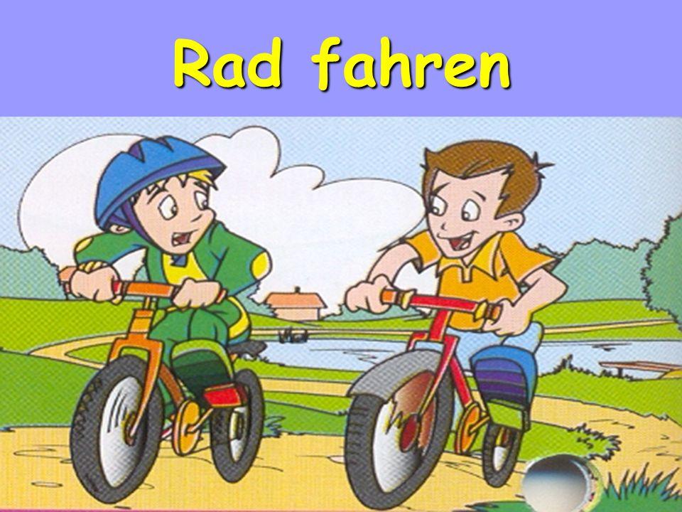 Rad fahren