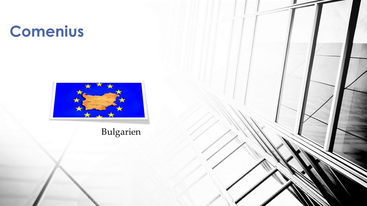 Comenius Bulgarien 1