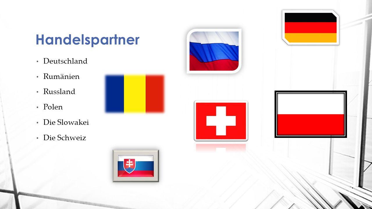 Handelspartner Deutschland Rumänien Russland Polen Die Slowakei