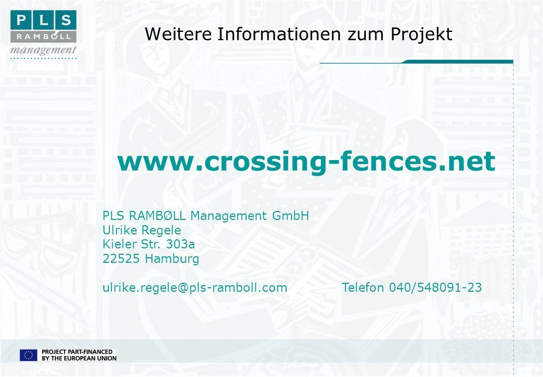 Weitere Informationen zum Projekt