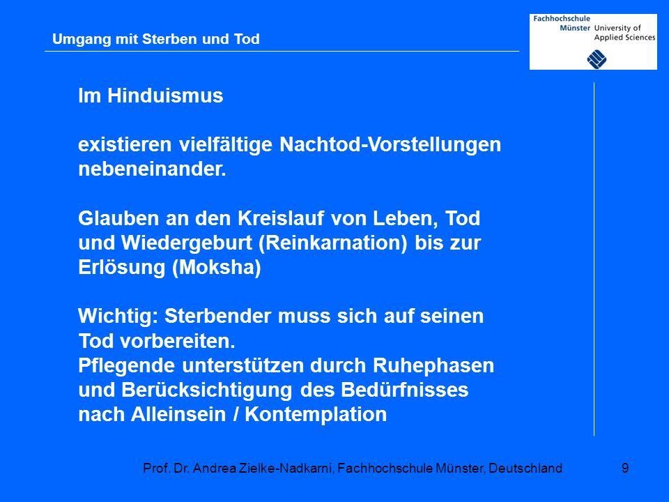 Prof. Dr. Andrea Zielke-Nadkarni, Fachhochschule Münster, Deutschland
