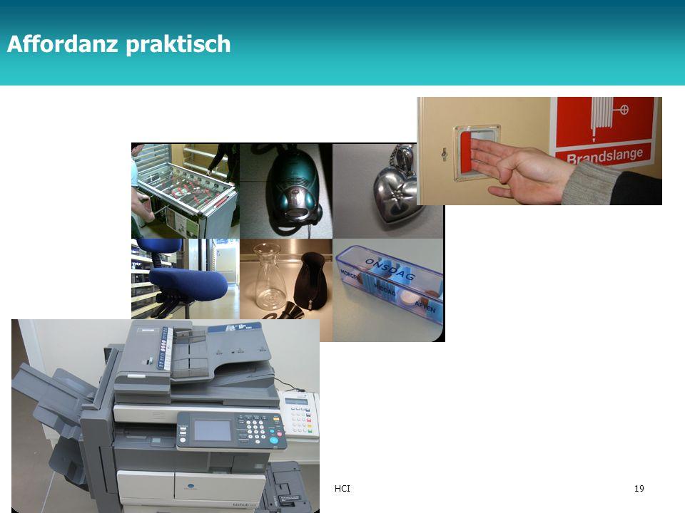 Affordanz praktisch © schmiedecke 08 HCI
