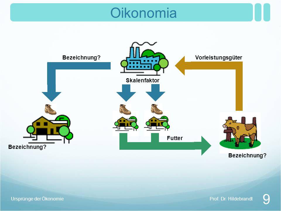 Oikonomia 9 Bezeichnung Vorleistungsgüter Skalenfaktor Bezeichnung