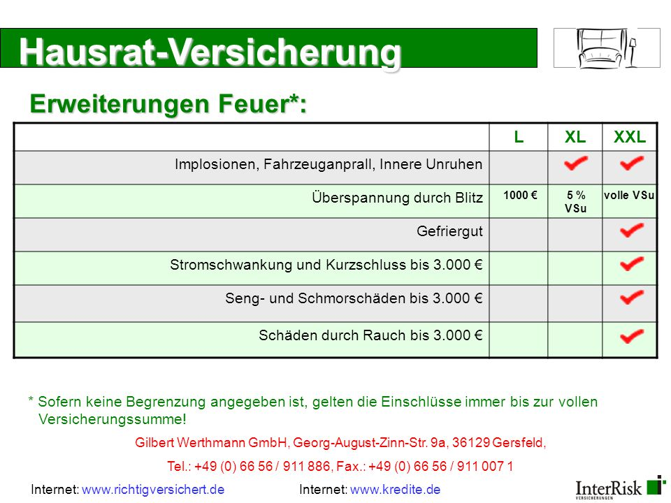 Gilbert Werthmann GmbH, Georg-August-Zinn-Str. 9a, 36129 Gersfeld,