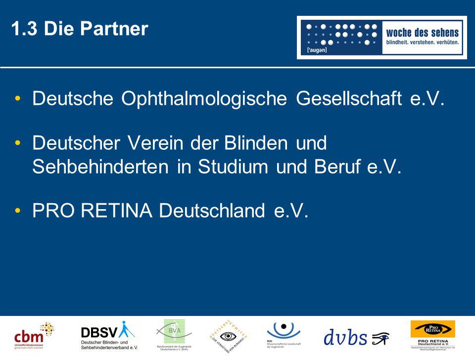 Deutsche Ophthalmologische Gesellschaft e.V.