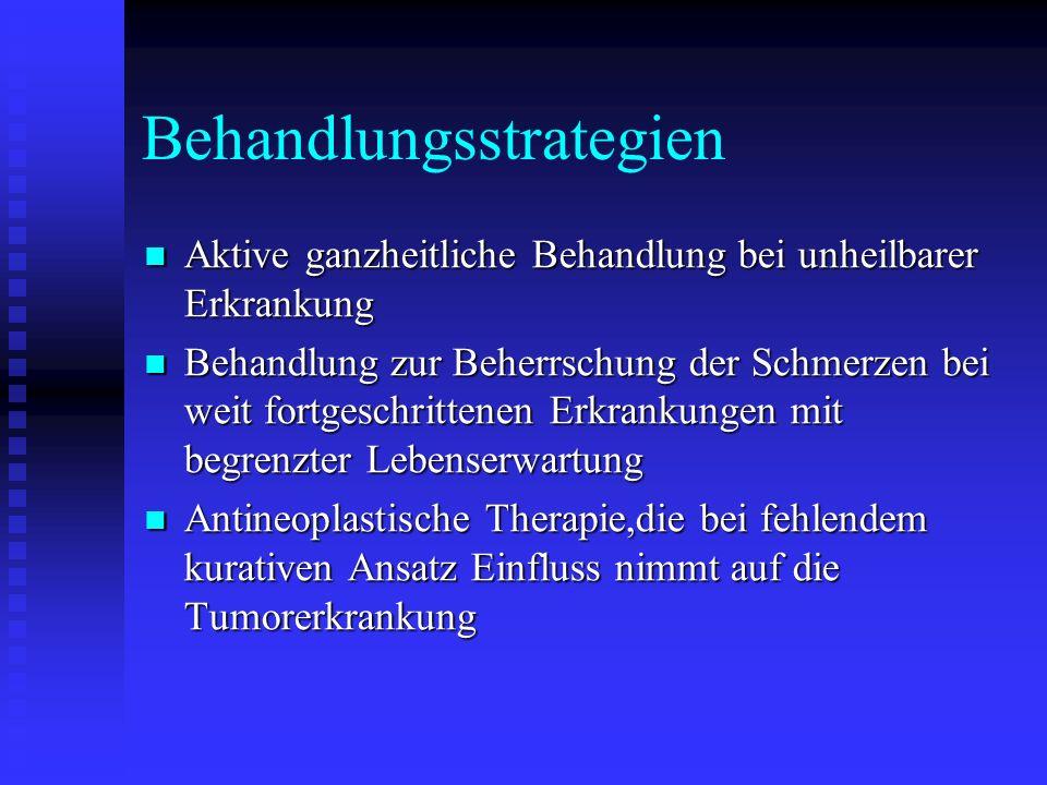 Behandlungsstrategien