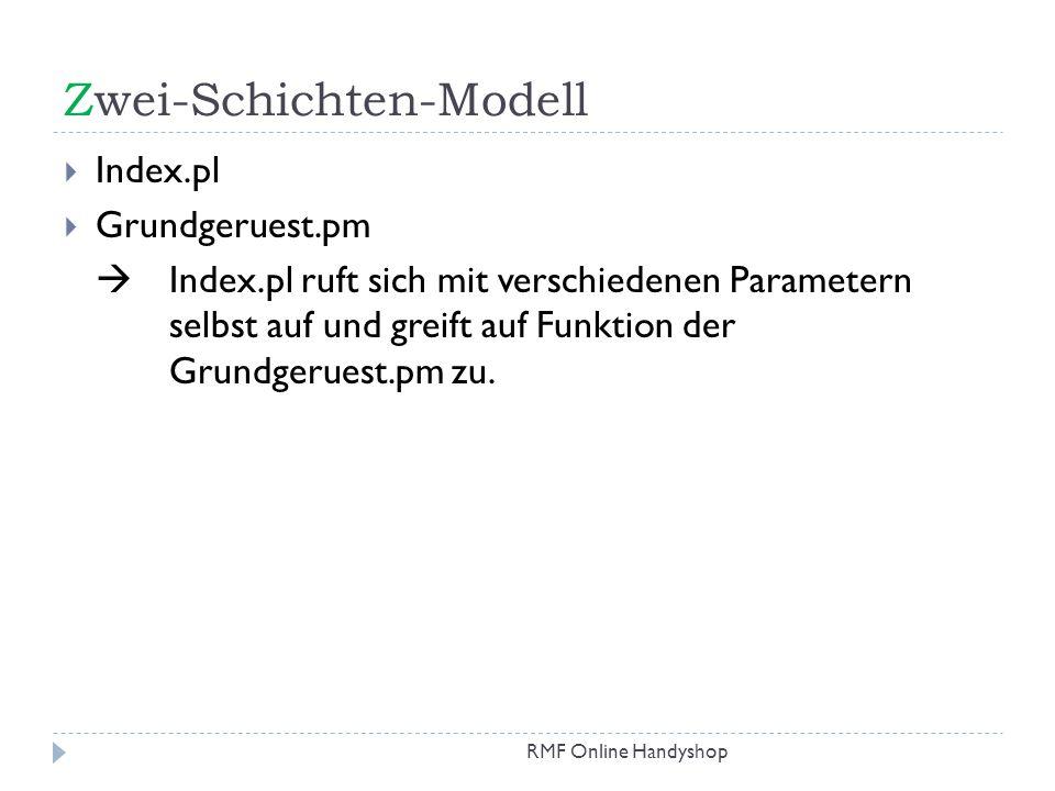 Zwei-Schichten-Modell