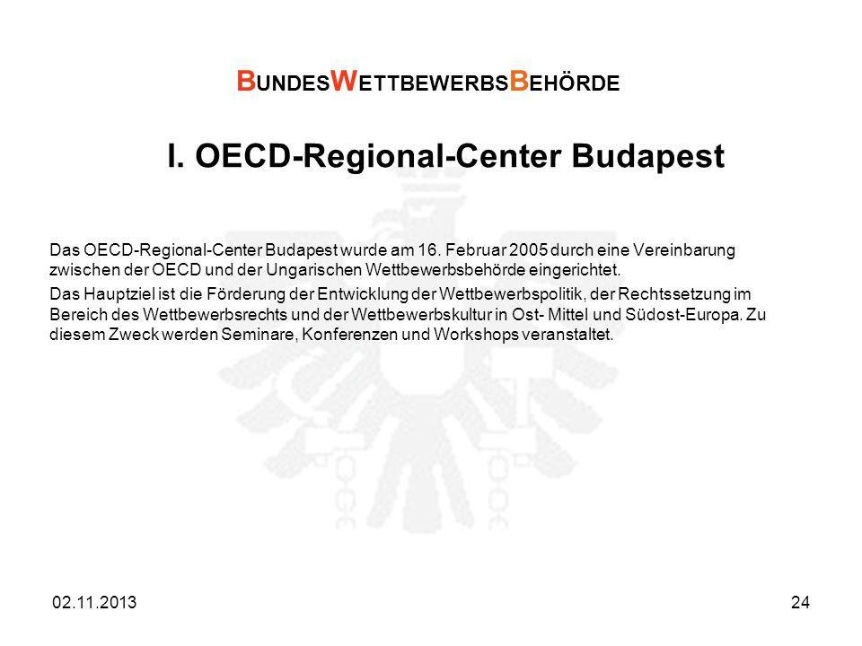 l. OECD-Regional-Center Budapest