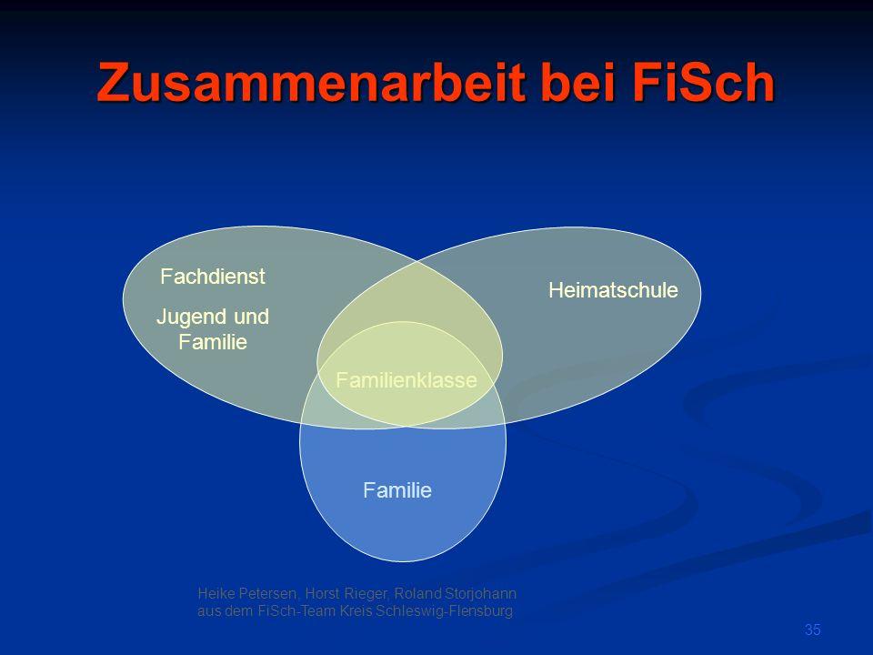 Zusammenarbeit bei FiSch