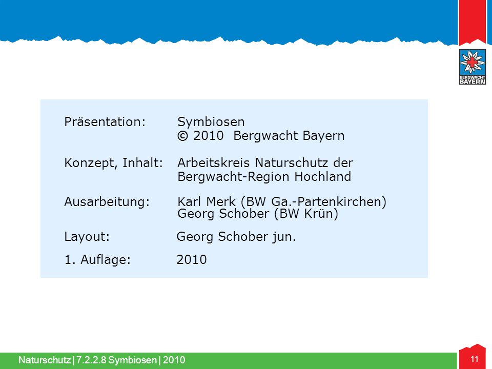 Präsentation: Symbiosen