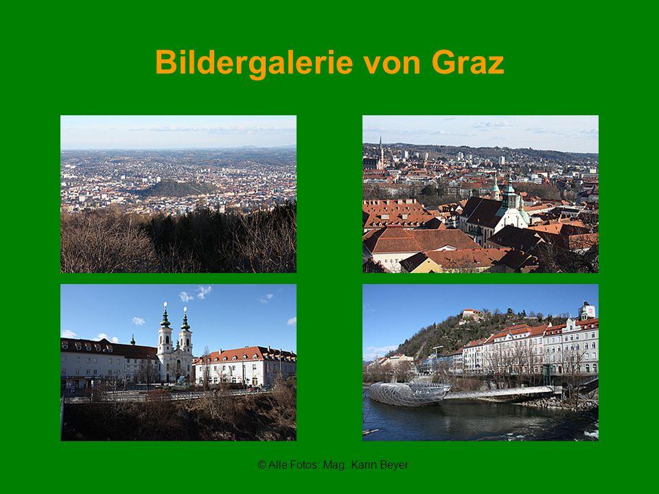 Bildergalerie von Graz