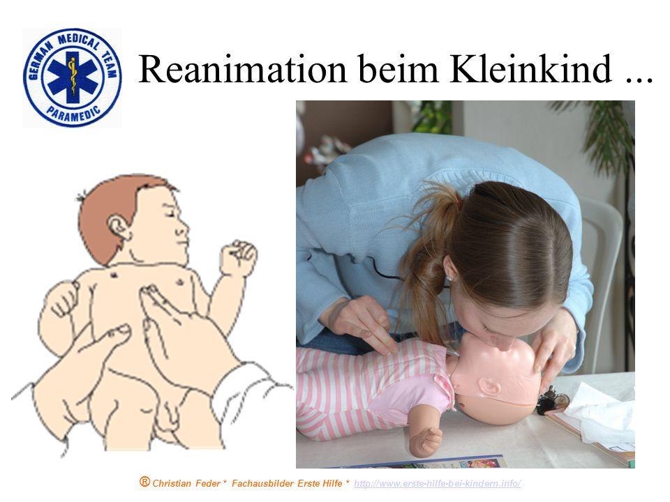 Reanimation beim Kleinkind ...