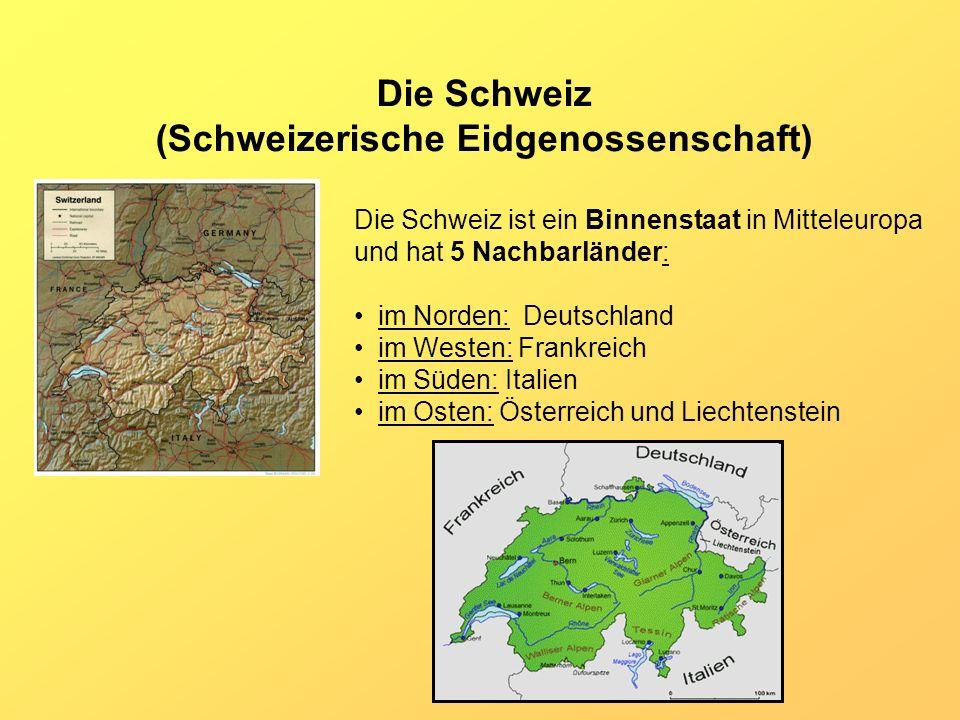 (Schweizerische Eidgenossenschaft)