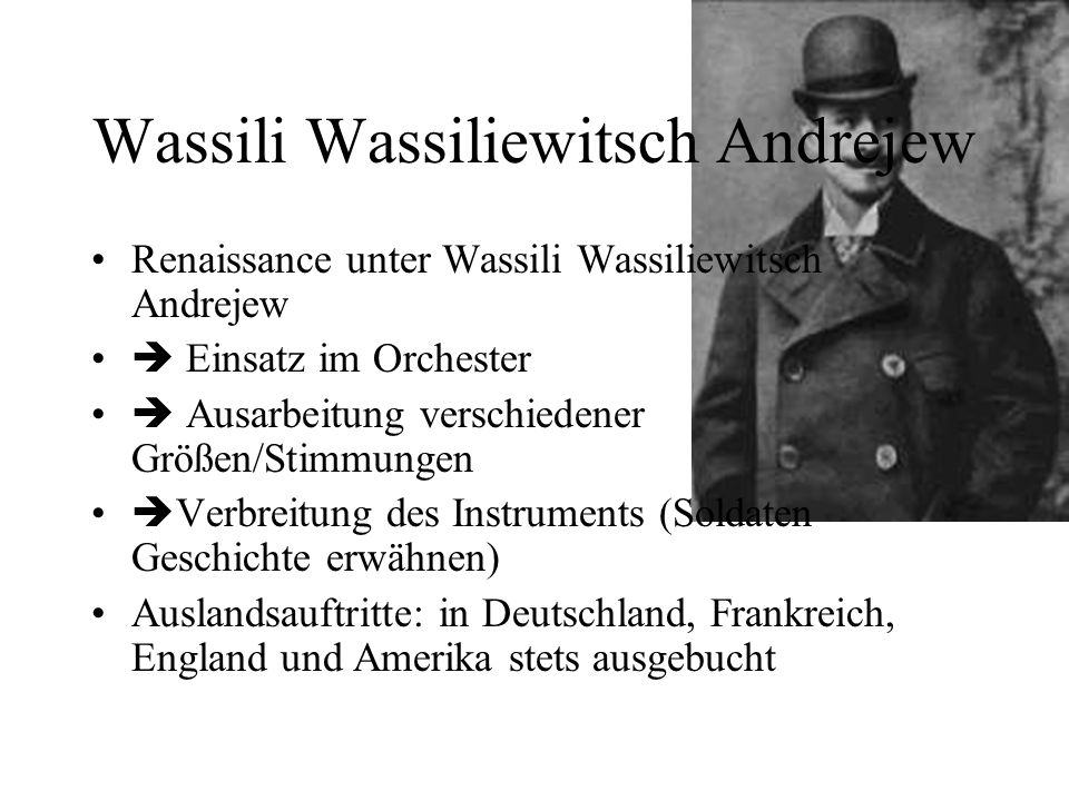 Wassili Wassiliewitsch Andrejew