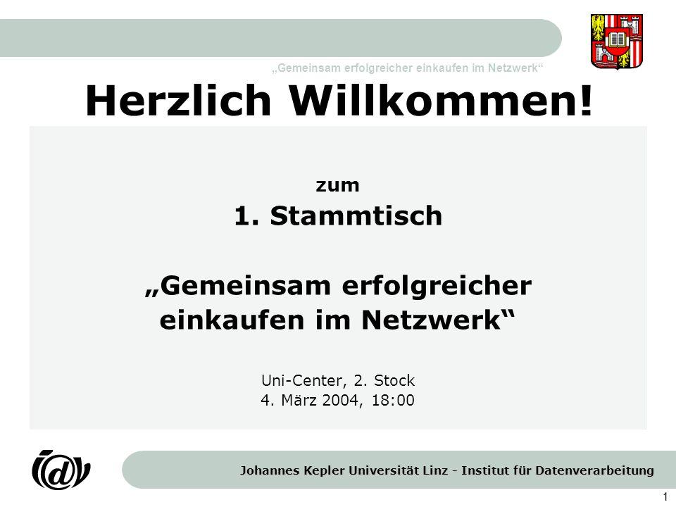 """""""Gemeinsam erfolgreicher einkaufen im Netzwerk"""