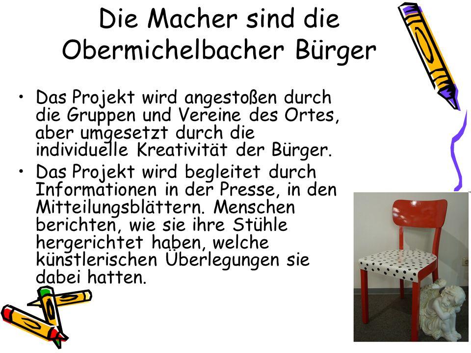 Die Macher sind die Obermichelbacher Bürger