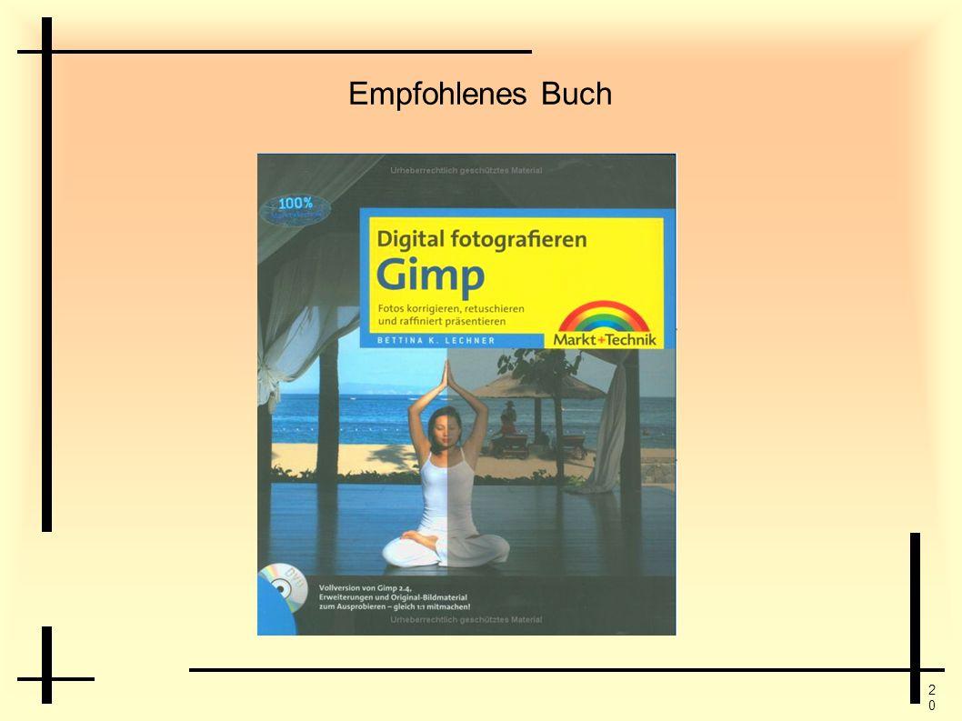 Empfohlenes Buch