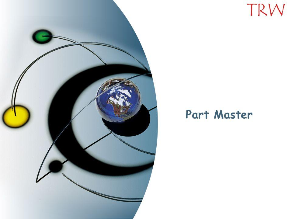 Part Master