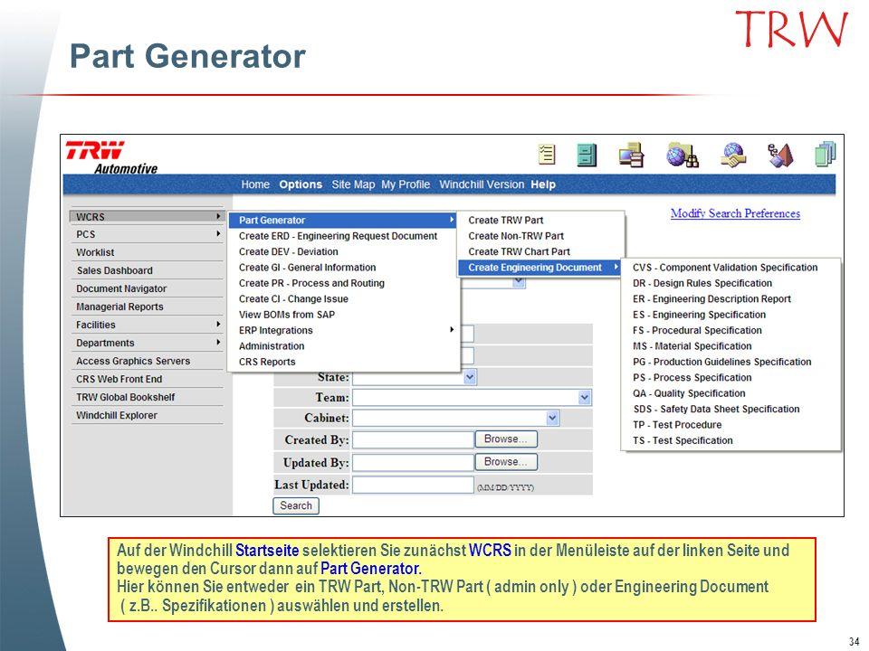 Part Generator