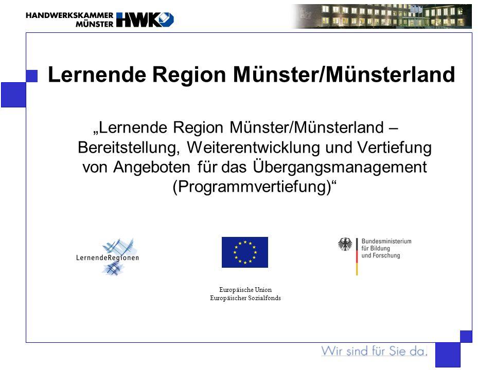 Lernende Region Münster/Münsterland