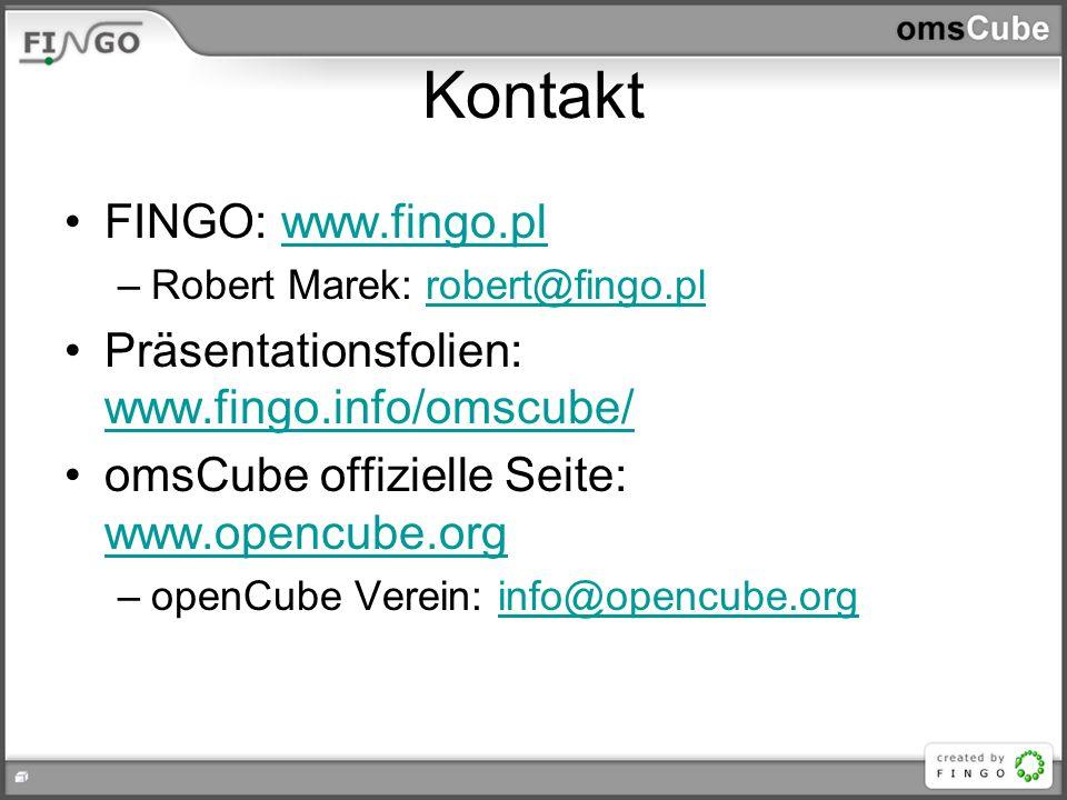 Kontakt FINGO: www.fingo.pl