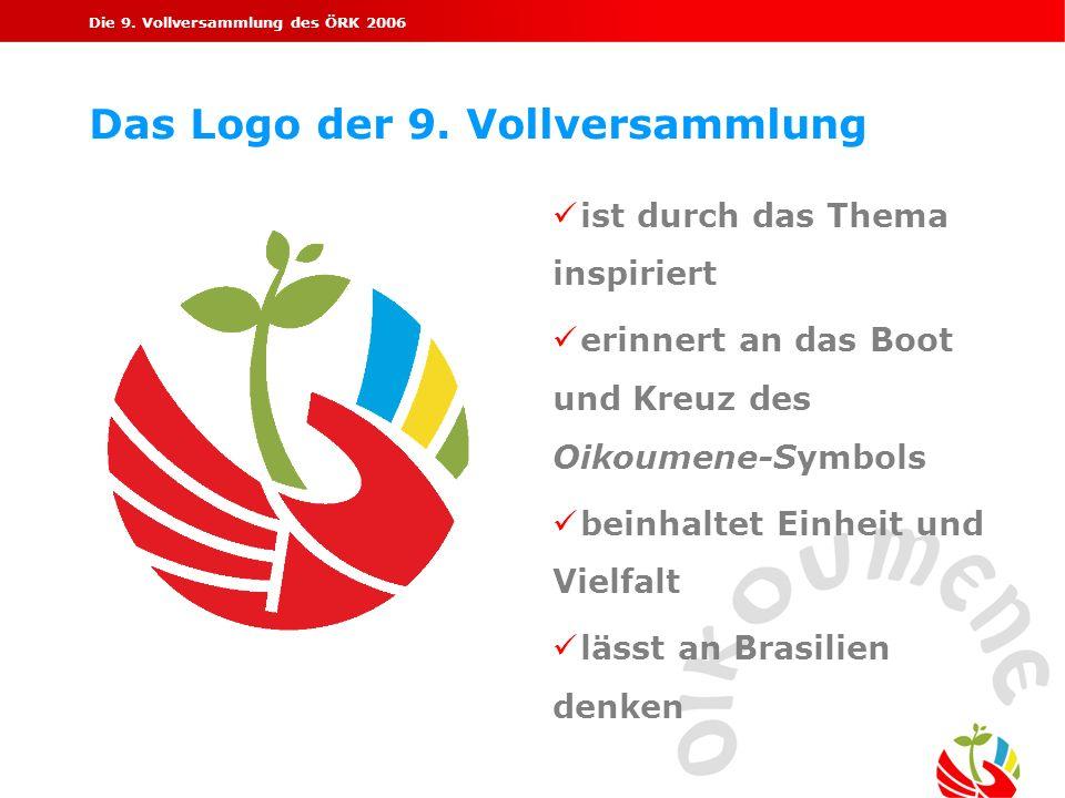 Das Logo der 9. Vollversammlung
