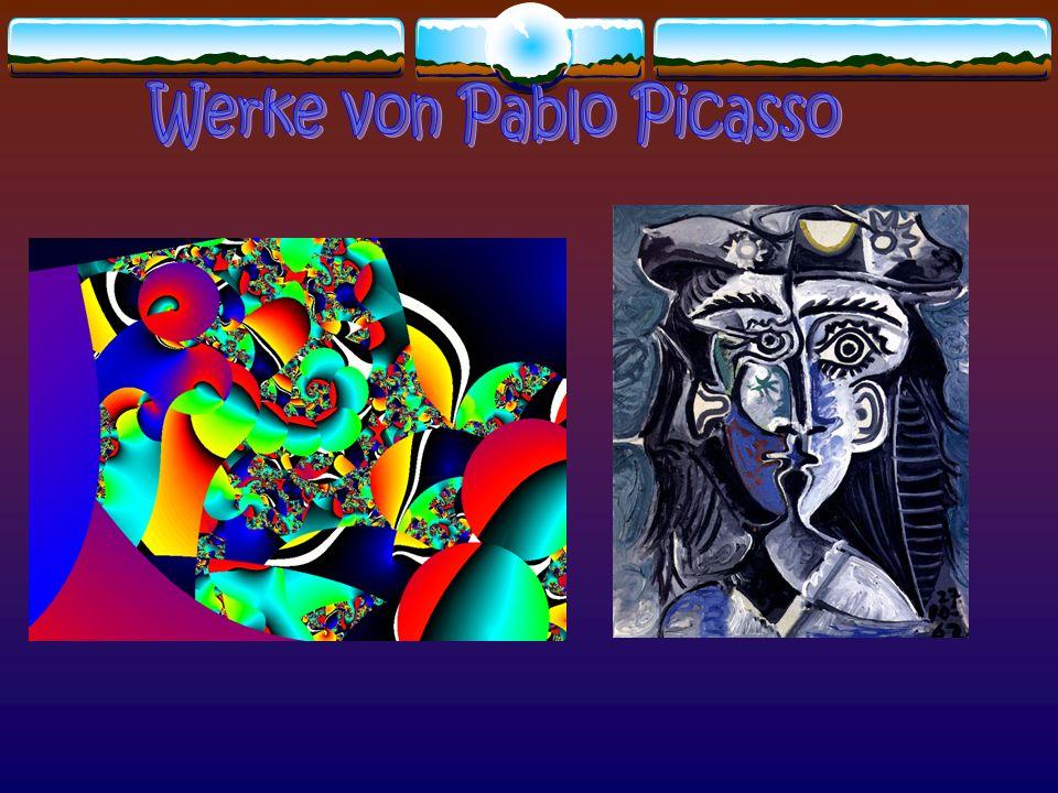 Werke von Pablo Picasso
