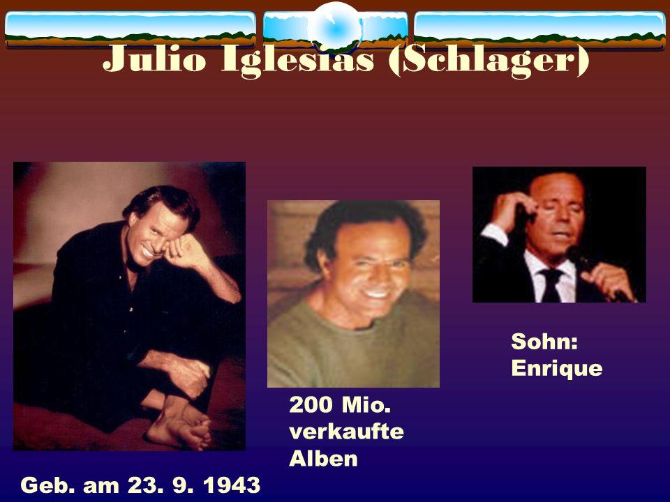Julio Iglesias (Schlager)
