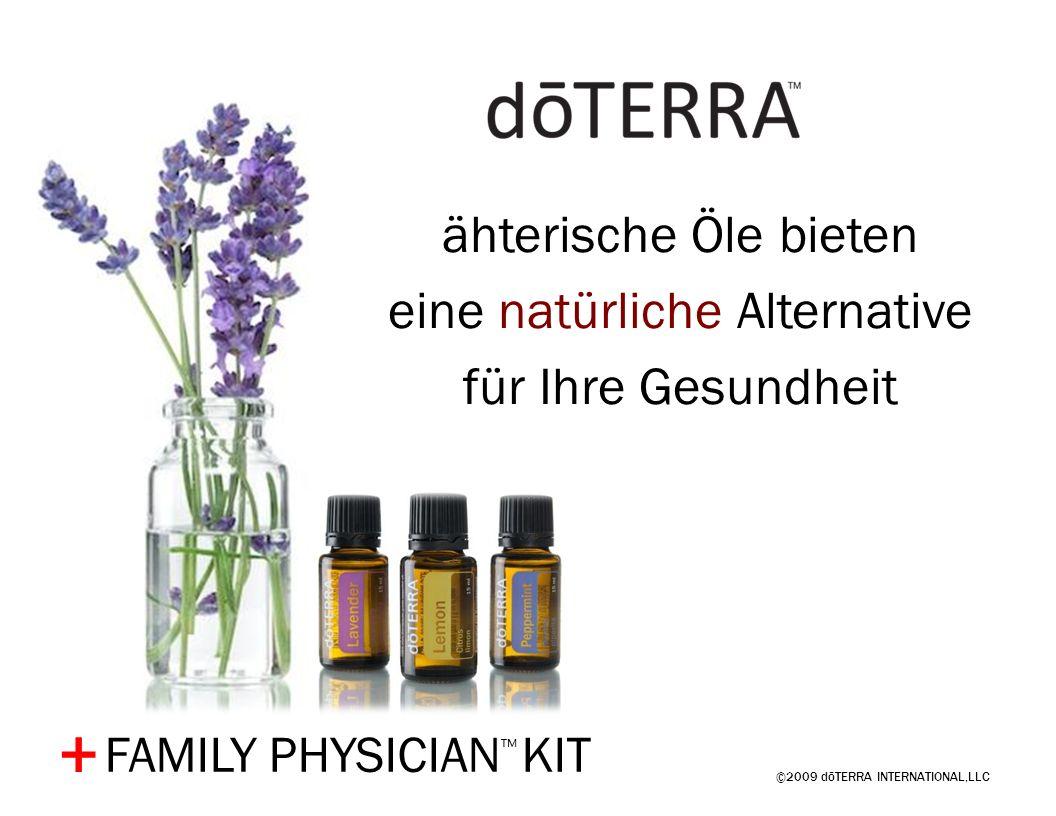 eine natürliche Alternative für Ihre Gesundheit