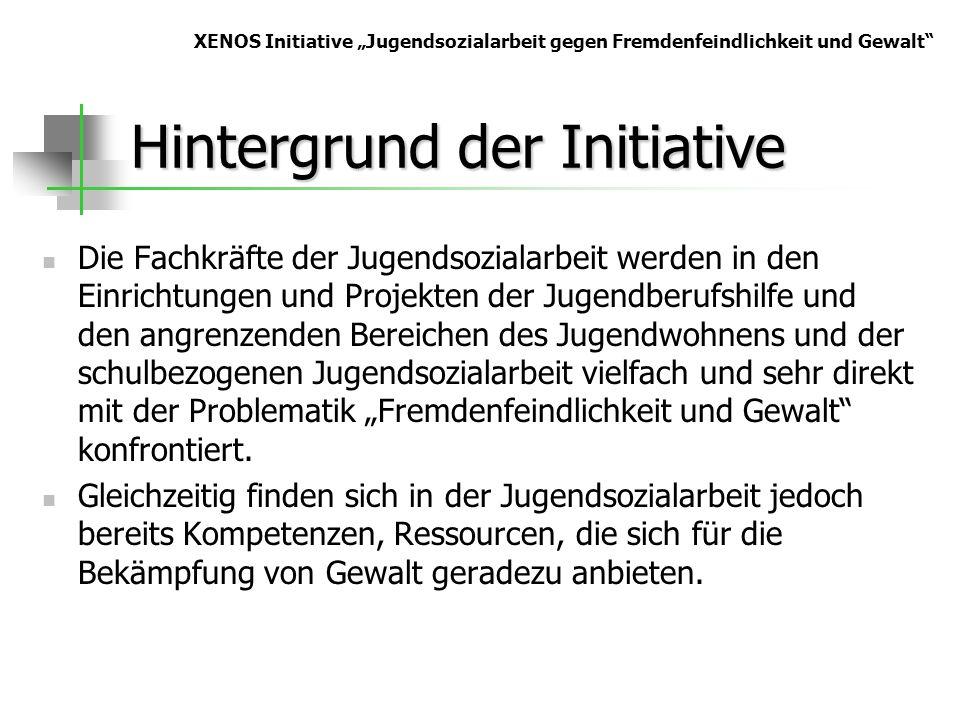Hintergrund der Initiative