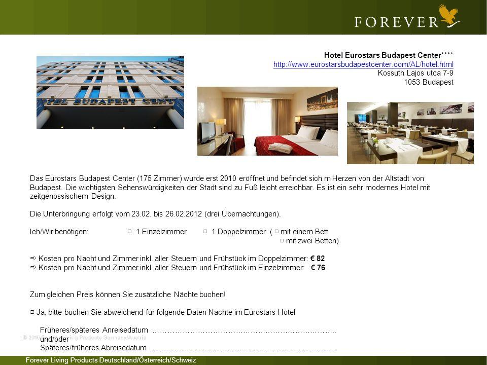 Hotel Eurostars Budapest Center****