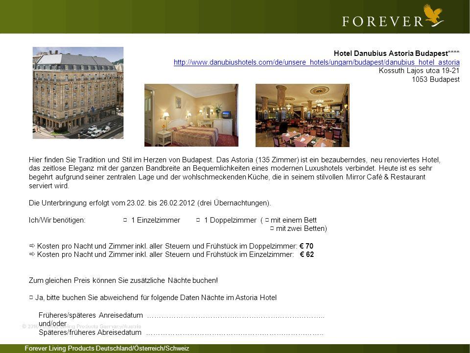 Hotel Danubius Astoria Budapest****