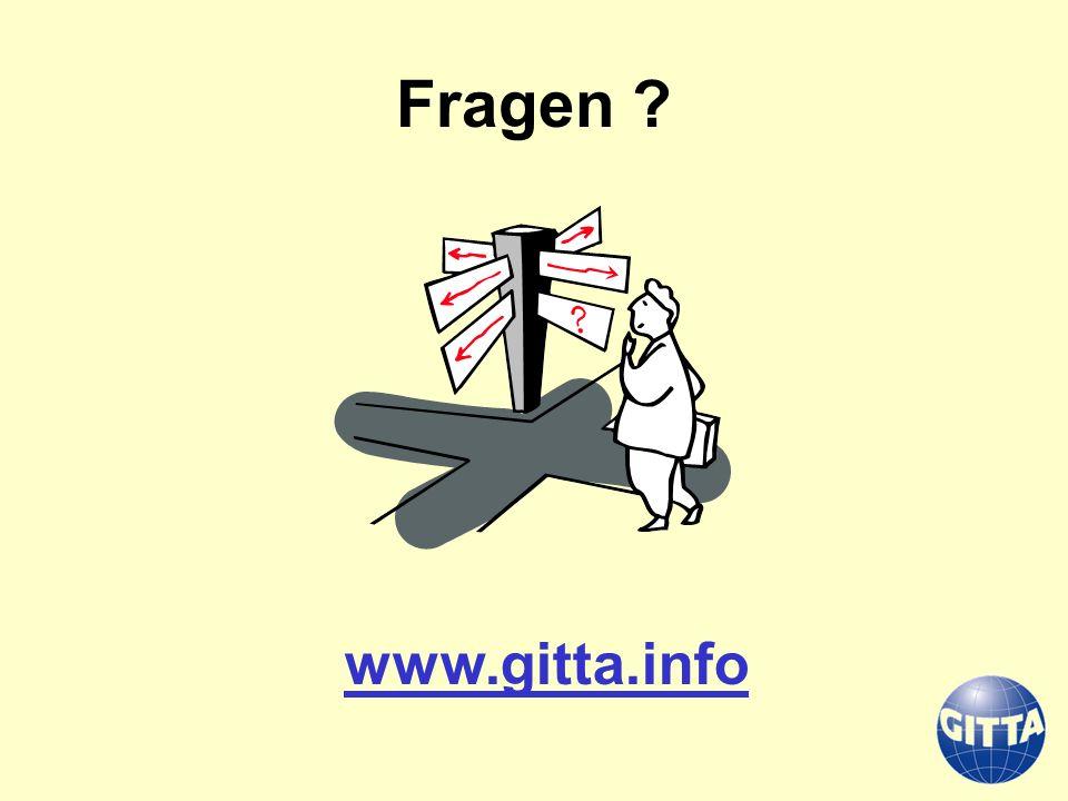 Fragen www.gitta.info