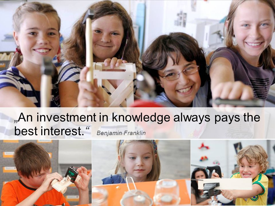 "14 435-01.ppt ""An investment in knowledge always pays the best interest. Benjamin Franklin"