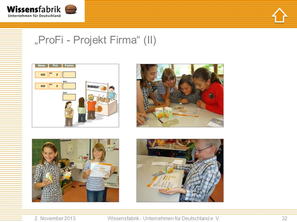 """ProFi - Projekt Firma (II)"