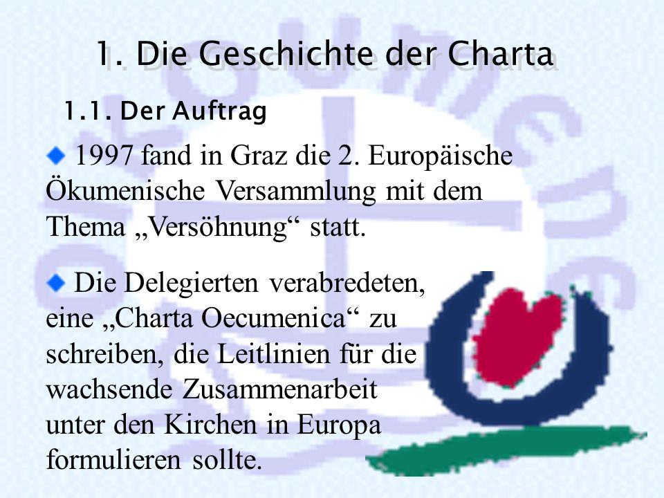 1. Die Geschichte der Charta